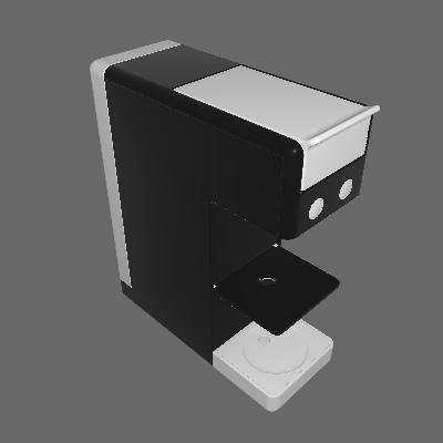 Coffee Machine - 200 Coffee Doses (I9200D)
