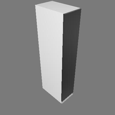 Armário 200mm Alto Esquerdo (050.360)