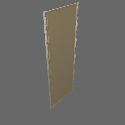 Porta Individual Deslizante Reflecta 797mm (F80)