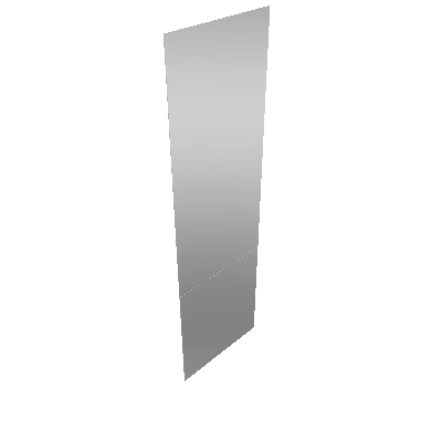 Kit Espelho Porta Correr 03 un. 4222A (0059K)