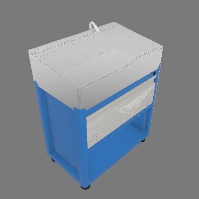 Lavadora de Peças (LP15-2V)
