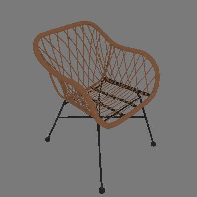 Cadeira Camaçari Natural