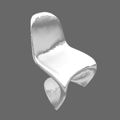 Cadeira Panton Branca - Rivatti