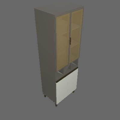 Cristaleira 04 Portas (C619)
