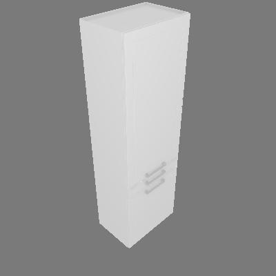Paneleiro 02 Portas 01 Gaveta Esquerdo (PE60-2P-1G)