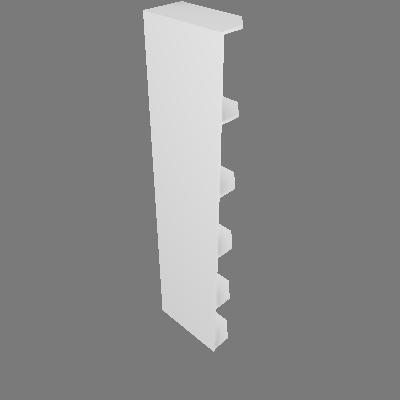 Cantoneira H: 2035mm (FLO.00002)
