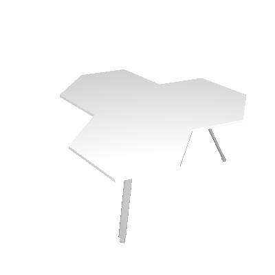 Mesa Hexagonal