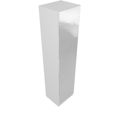 Módulo Alt 2550mm Larg 600mm 01 Pt. (CBP623)