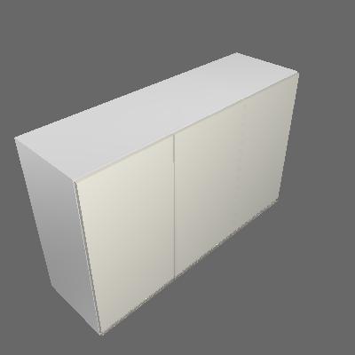 Armário 1200mm 3 Portas (3597)
