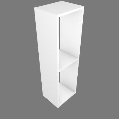 Nicho Aéreo Prateleira Vertical 100x30cm