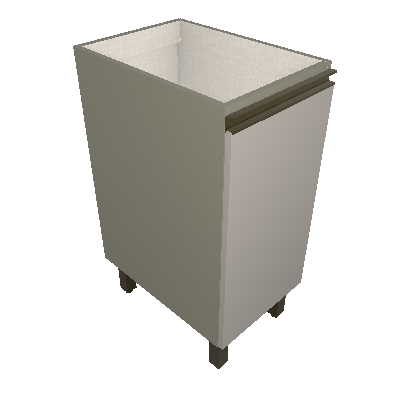 Balcão 01 Porta 350 mm (C61)
