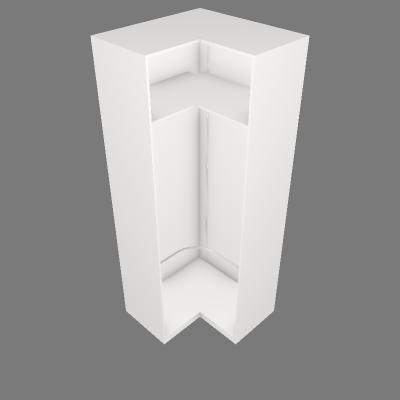 Canto Sem Porta (1000mm)