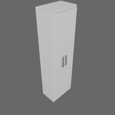 Armário Multiúso Ibiza Branco - Doripel