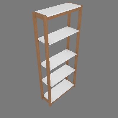 Bookcase 5 Prateleiras