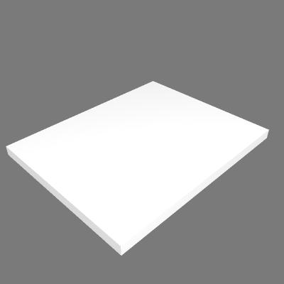 Componente Linear 25mm - Prateleira (LN0591)