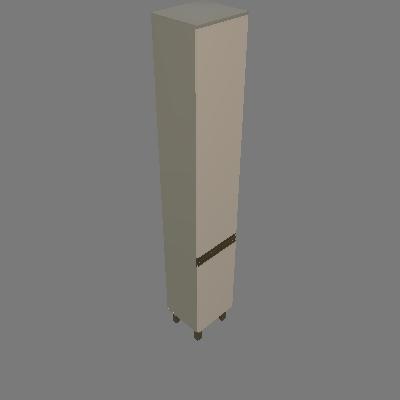Paneleiro 02 Portas 350 mm - Esq (C72)