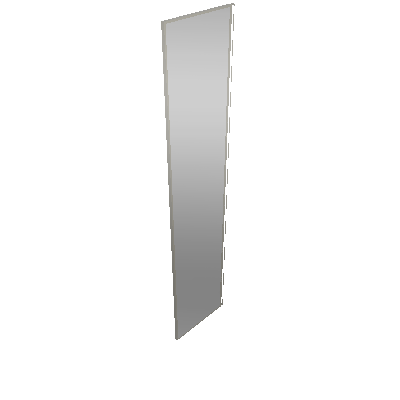 Porta Individual Espelho 496mm (F50)