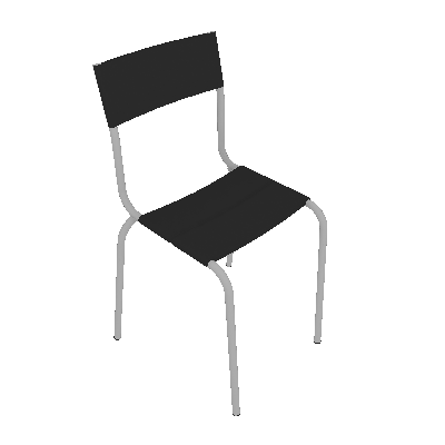 Cadeira Tutti Ragazzo Unissex Preto - I'M IN
