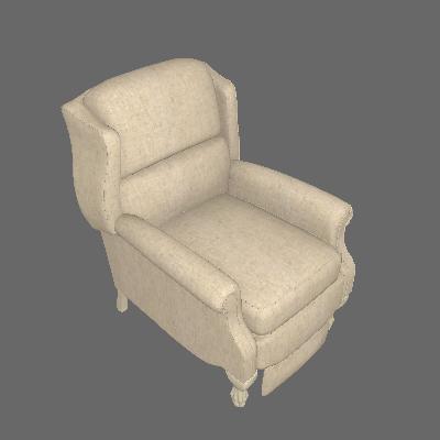 Reclining Seat 09