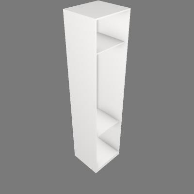 Cabideiro Sem Porta (600mm)
