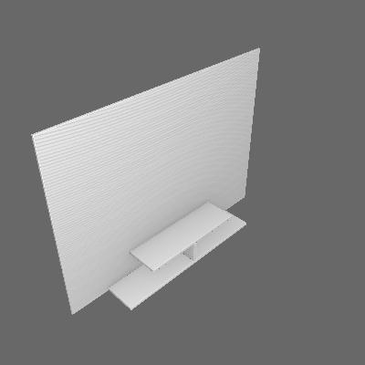 Painel para TV 47 1.2 Jet Plus Branco - Artely Móveis