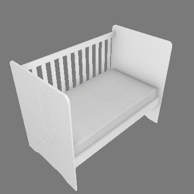 Berço-cama Pão de Mel (I11)