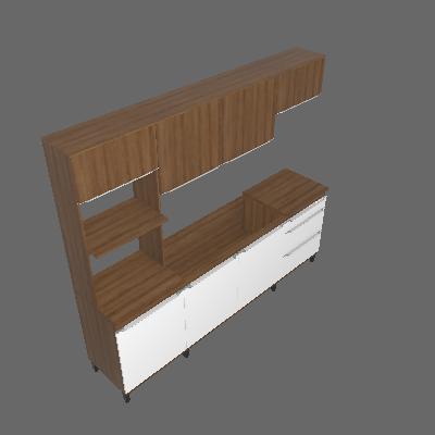 Cozinha Compacta (PA8000)