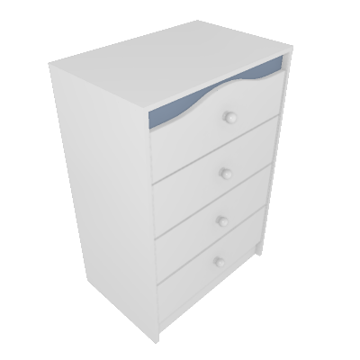 Asti Chest - 4 Drawers (160339)