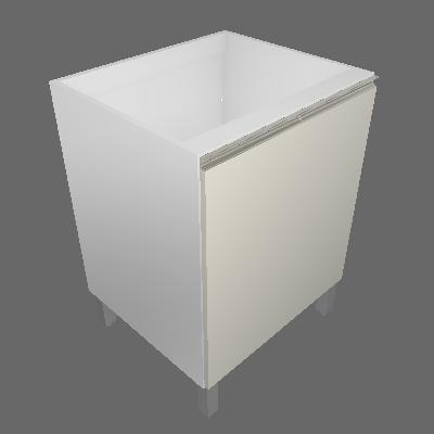Balcão 600mm 2 Portas (3594)
