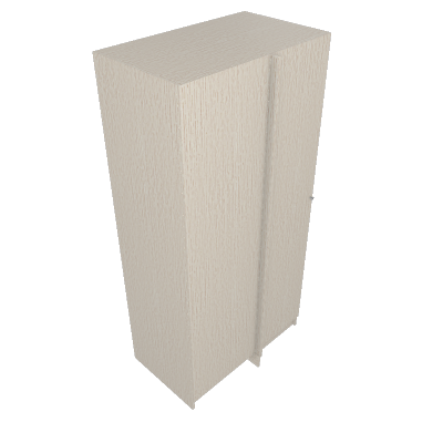 Blind Right Corner WO\ Molding (CLCWTM)