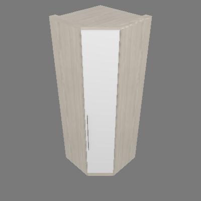 Canto Oblíquo 01 Porta Diamante (M302)