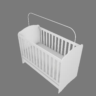 Berço Bala de Menta Mini-cama (I02)