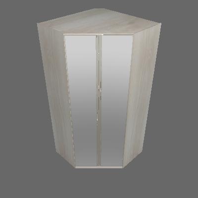 Roupeiro Canto Closet Espelho 1119mm 2 Portas (20)