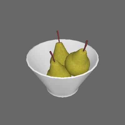 Fruit Bowl 01
