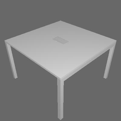 Mesa Plataforma Modular 1200mm x 1200mm