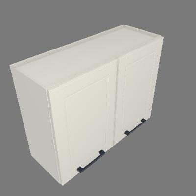 Armário Vertical 02 Portas (AV80-2P)