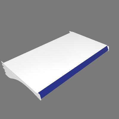 Kit com 01 Prateleira Completa 0.70/0.40 (KITPR40P)