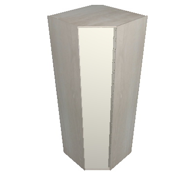 Roupeiro Canto Diagonal 838mm 1 Porta (13)