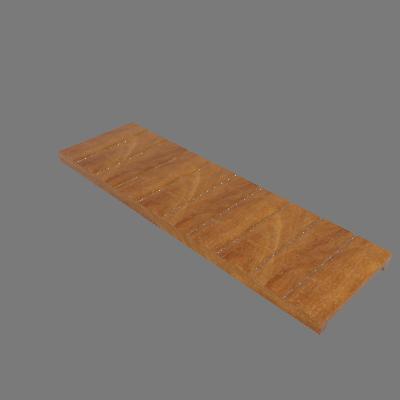 Régua de Deck de Madeira Ipê/Champanhe 30x100cm Keywoods (89267675)