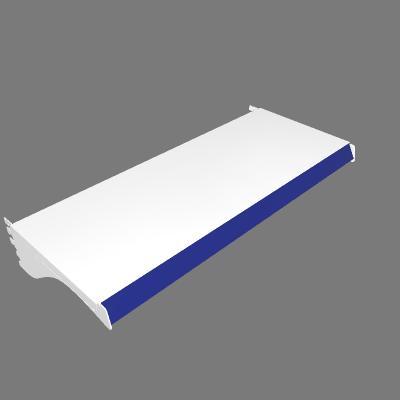 Kit com 01 Prateleira Completa 0.70/0.30 (KITPR30P)