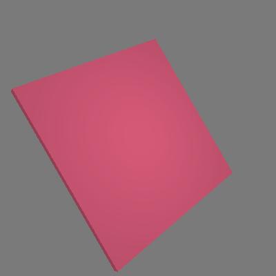 Tinta Acrílica Acetinado Premium Rosa Pink Hype Juvenil 3.6L Luxens (89306406)