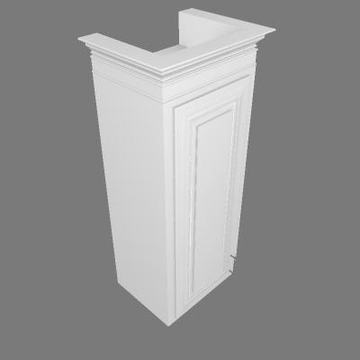 1 Door - Left Door (W1842)