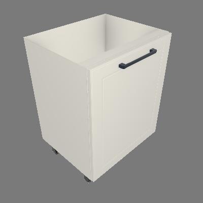 Gabinete 01 Porta Esquerdo sem Tampo (GE60-1P-ST)