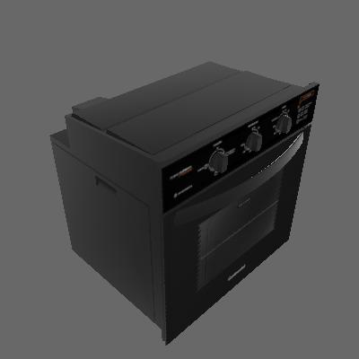 Forno Elétrico de Embutir 75 Litros com Grill e Timer (OC8EP)