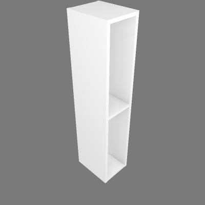 Nicho Aéreo Prateleira Vertical 100x20cm
