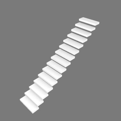 Escalera Flotante 06