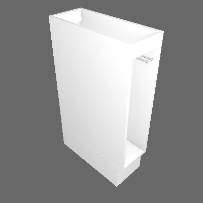 Balcão Porta Toalha 200mm (C362)