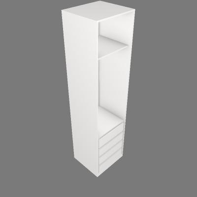 Gaveteiro Sem Porta (600mm)