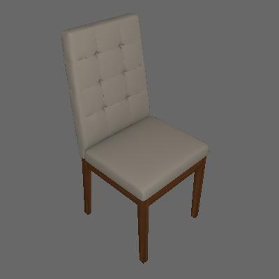 Cadeira Joy Natural e Daple - Mobly