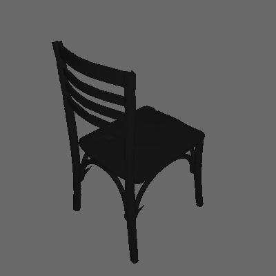 Cadeira Samara Preto - Maxima